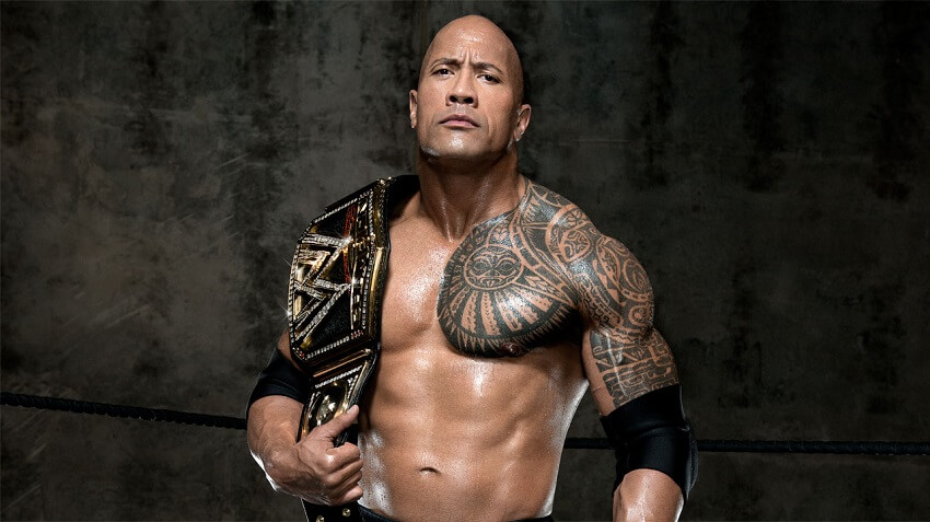 WWE: The Rock talks about his steroid