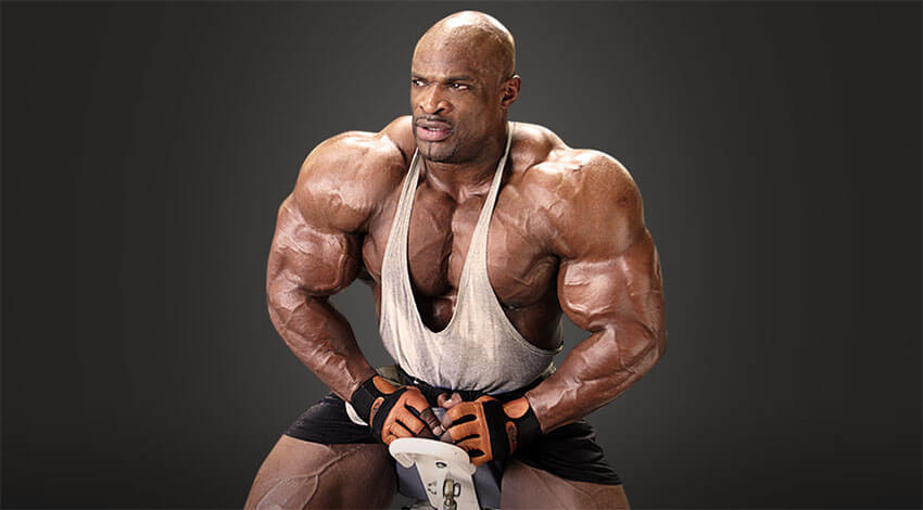 bodybuilder Ronnie-Coleman