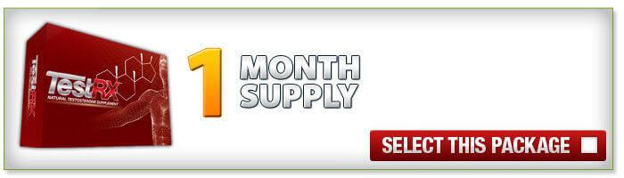 1 month supply cta