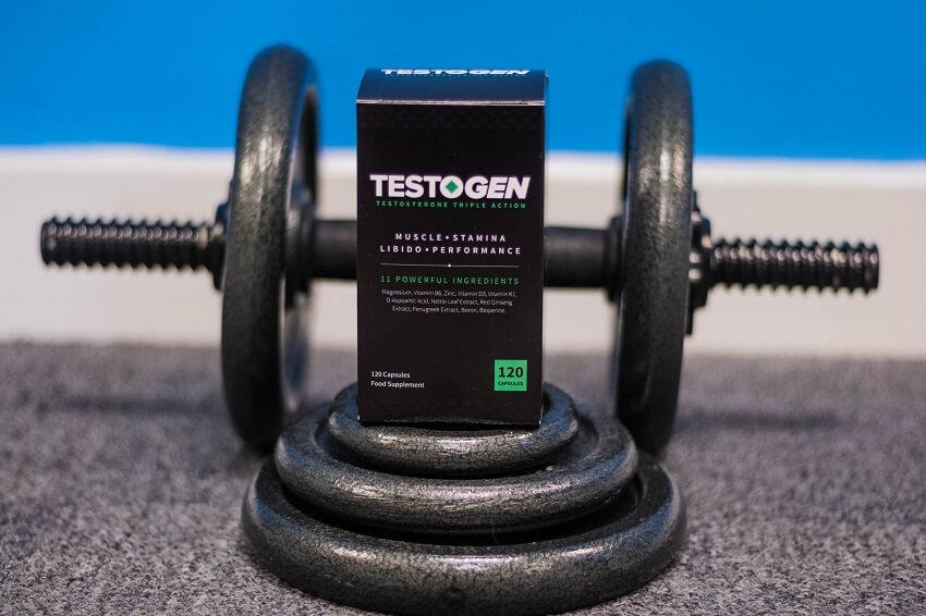 testogen product pic