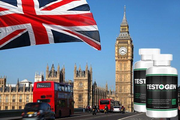 testogen in UK