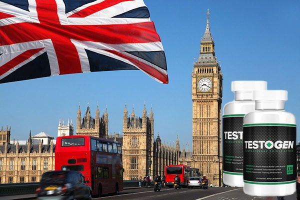 testogen in UK