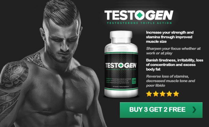 buy TestoGen