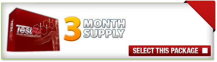 TestRX 3 Month Supply