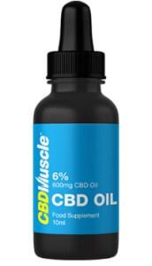 CBDMuscle CBD Oil