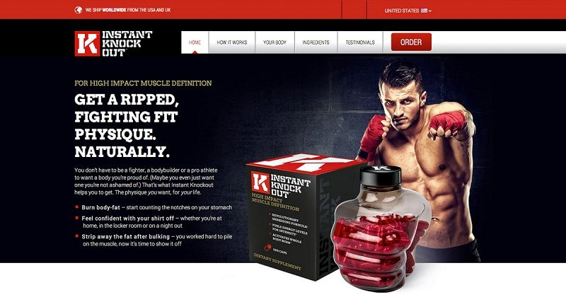 Instant Knockout Amazon, eBay, Walmart, GNC