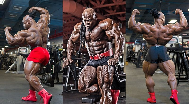 Kai Greene BodyBuilding Workout Tips