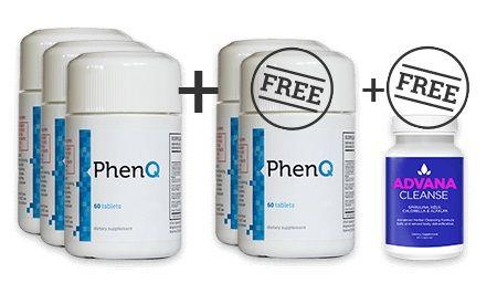 PhenQ Multi-Buy-Package