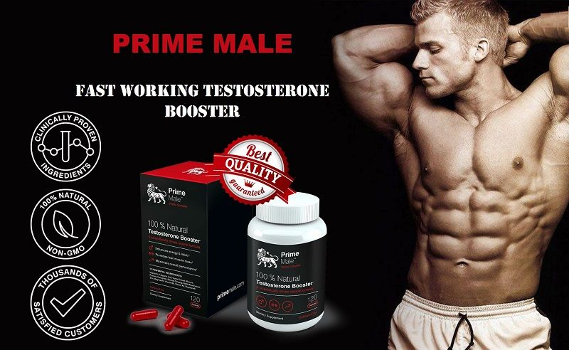 Prime Male Best Testosterone Booster