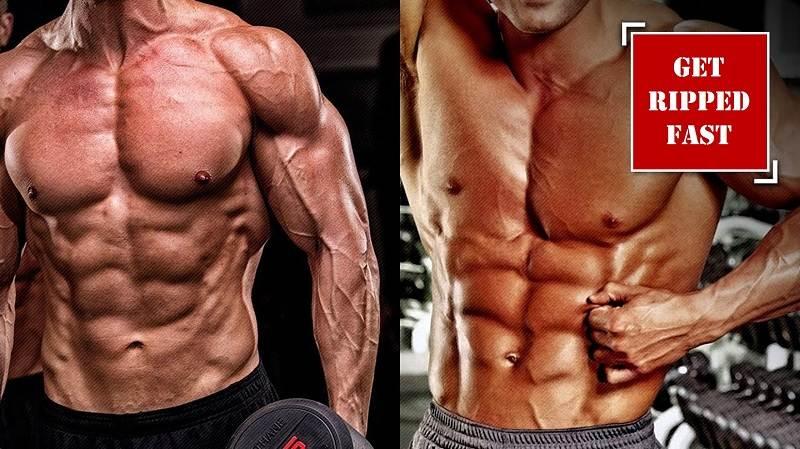 Massive muscle gain Image