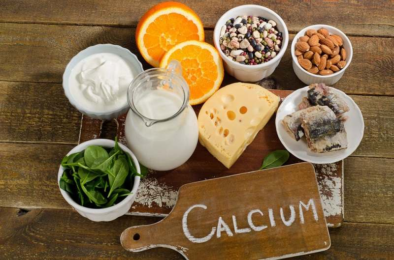 Calcium Nutrients