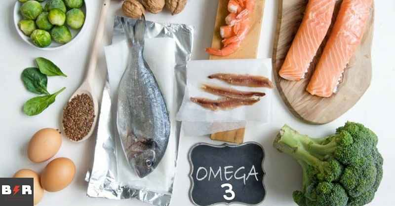 Omega-3 Foods Nutrients