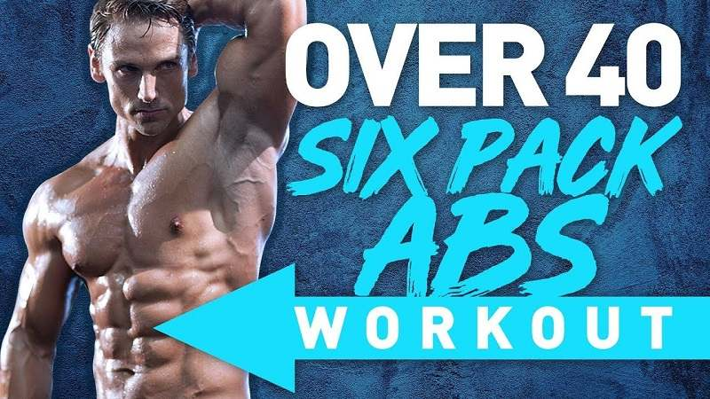 6 Pack Abs Over 40