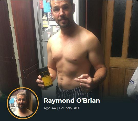 Raymond Testimonial