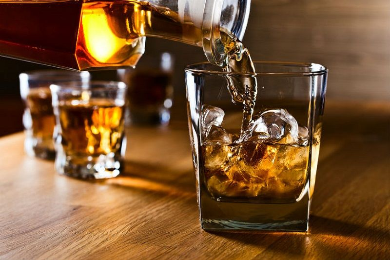 Alcohol worst food for bodybuilding