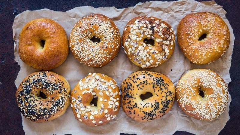 Bagels worst food for bodybuilding