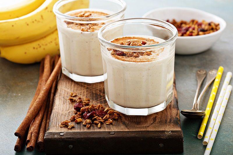 Banana Nut Smoothie