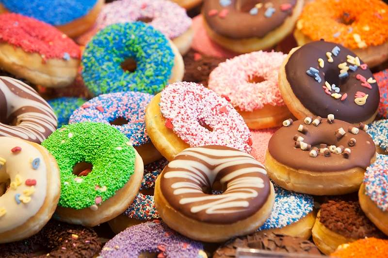 Doughnuts worst food for bodybuilding