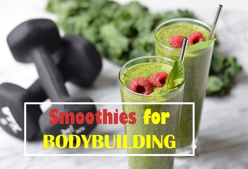 Bodybuilding Smoothies