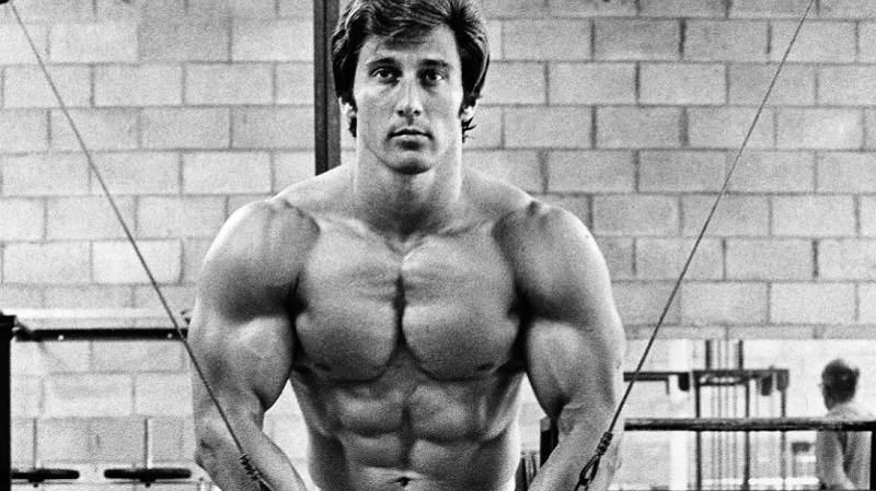 Frank Zane Workout