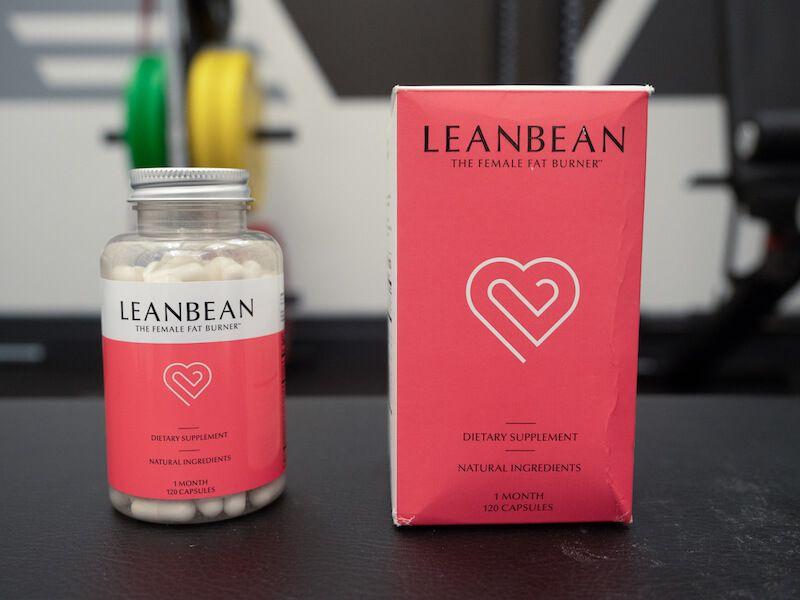 Leanbean-bottle