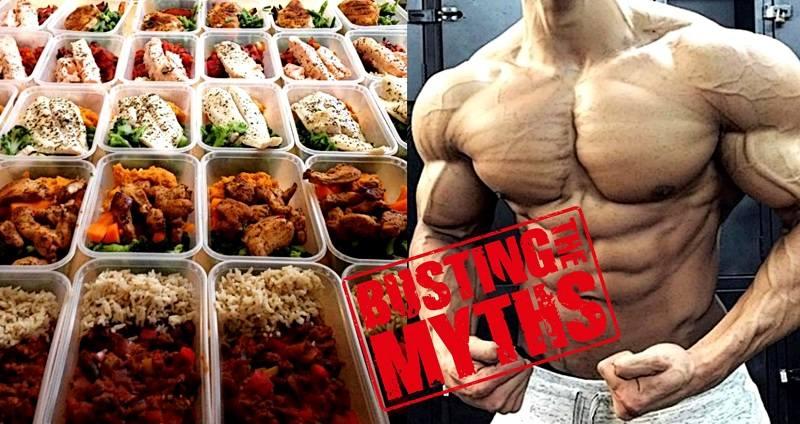 Protein Myths