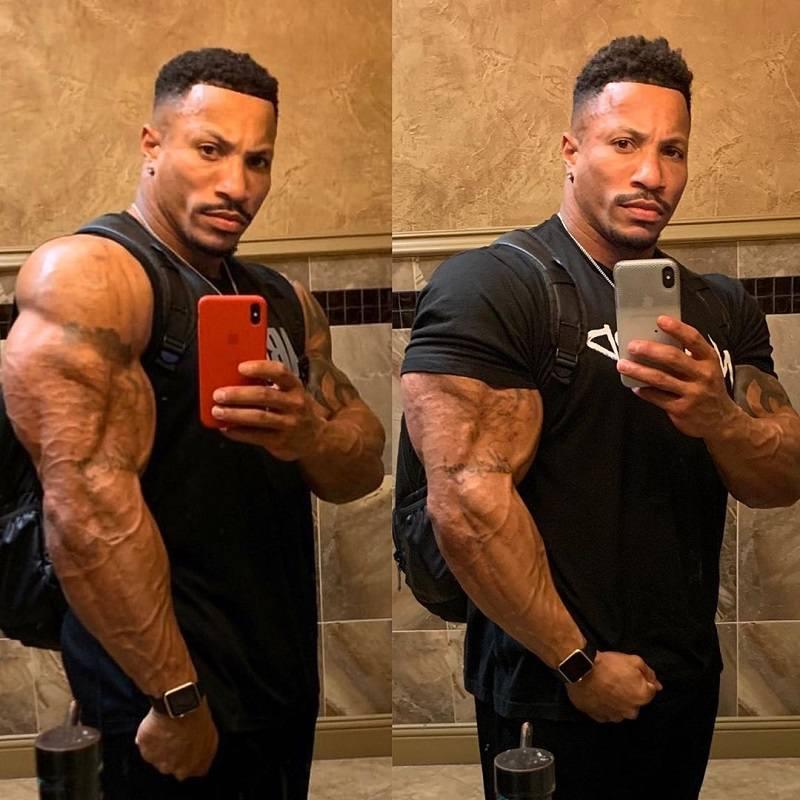 Patrick Moore Bodybuilding Pic