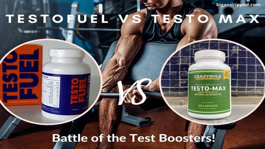 TestoFuel vs Testo-Max