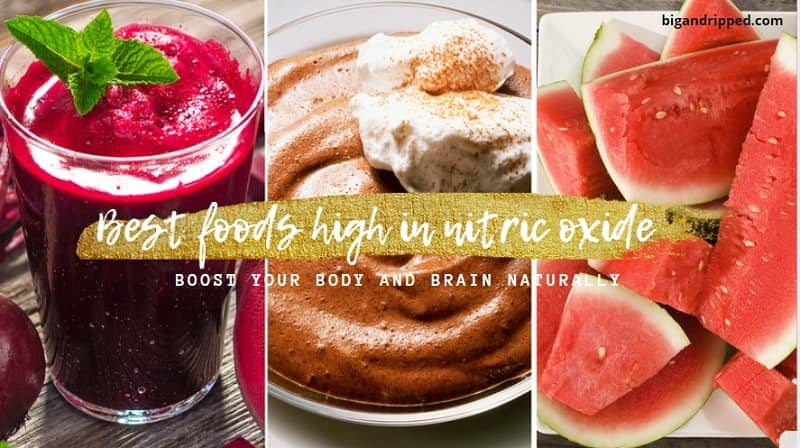 Oxide foods nitric Nitric Oxide